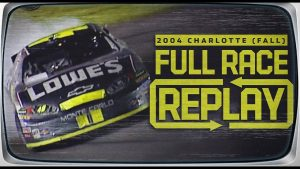 2004 UAW-GM Quality 500 from Charlotte Motor Speedway | NASCAR Classic Full Race Replay