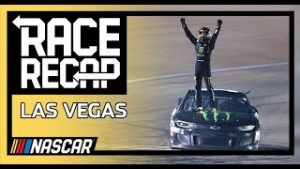 Recap: Kurt Busch cashes in first Vegas win in 22 attempts | NASCAR Cup Series Playoffs | Las Vegas