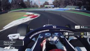 Gasly's Battle With Sainz For Monza Victory: Inside Tracks   2020 Italian Grand Prix