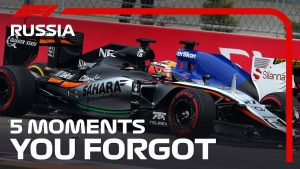 5 Moments You Forgot | Russian Grand Prix