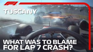 What Was To Blame For The Lap 7 Crash At Mugello? | 2020 Tuscan Grand Prix