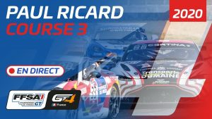 PAUL RICARD - #FFSAGT 2020 – COURSE 3