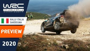 WRC - Rally Italia Sardegna 2020: PREVIEW Clip