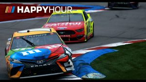 Kyle Busch and others eliminated at the Roval as Chase Elliott dominates | NASCAR Happy Hour