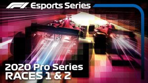 F1 Esports Pro Series 2020: Rounds 1 & 2 LIVE!