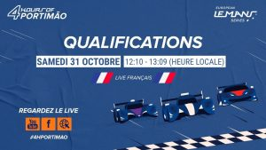 LIVE FR - Qualifications - 4 Heures de Portimão