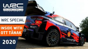 WRC 2020: Inside with Ott Tänak