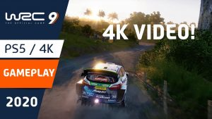 WRC 9 - 4K gameplay footage!