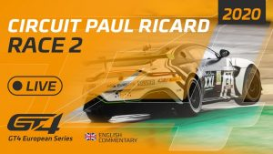 RACE 2 - GT4 EUROPEAN SERIES - PAUL RICARD 2020 - ENGLISH