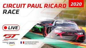 MAIN RACE - 1000K  PAUL RICARD - GTWC EUROPE 2020 - FRENCH