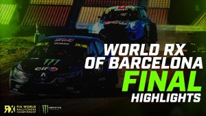 World RX Final Highlights | 2020 Logitech G World RX of Catalunya - Round 8