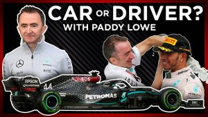 Has Hamilton Silenced The Car VS Driver Debate? With Paddy Lowe