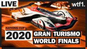 Gran Turismo 2020 World Finals Nations Cup Final