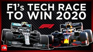 F1 2020 Tech Review: Mercedes vs Red Bull