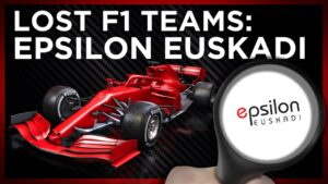 Why This 2010 F1 Team Never Made It To The Grid - Epsilon Euskadi