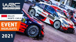 WRC - Rallye Monte-Carlo 2021: Event Highlights / Review