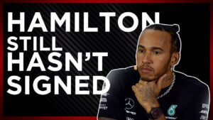 Why Lewis Hamilton Still Hasn't Signed His F1 2021 Contract