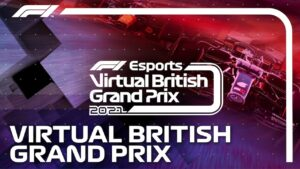2021 Virtual British Grand Prix! Full Stream Replay