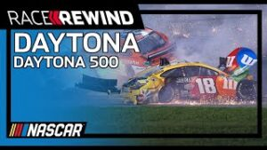 Bad blocks, big wrecks and McDowell shocks the world | The Daytona 500 in 15 minutes | Race Rewind