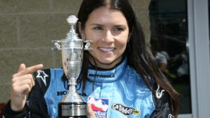 DANICA PATRICK - WHERE ARE THEY NOW