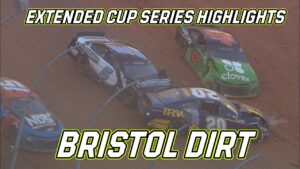 Big wrecks and a new winner: Bristol Dirt Race Extended Highlights | NASCAR Cup Series