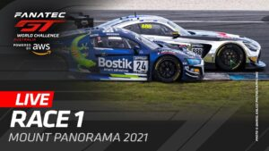 WE'RE LIVE FROM BATHURST AUSTRALIA - RACE 1 - FANATEC GT WORLD CHALLENGE AUSTRALIA 2021