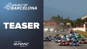 2021 4 Hours of Barcelona - Teaser!
