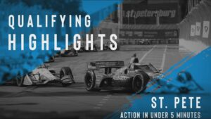 2021 Firestone Grand Prix of St. Petersburg Qualifying Highlights