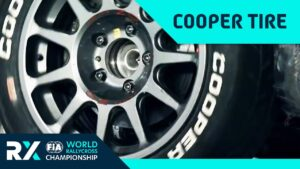 Cooper Tire - Official FIA World Rallycross Championship tire supplier
