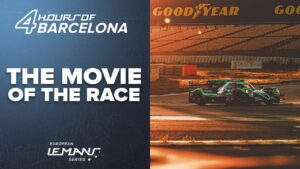 2021 4 Hours of Barcelona - The movie of the race!