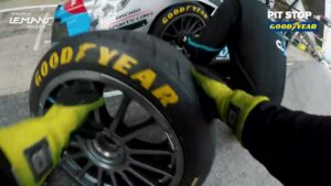 2021 4 Hours of Barcelona - Pitstop by Goodyear (Cool Racing #37 Oreca 07-Gibson)