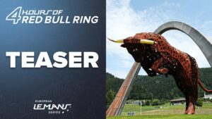 2021 4 Hours of Red Bull Ring - Teaser!