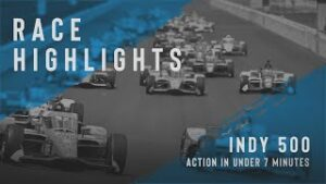 2021 Indianapolis 500: Race Highlights