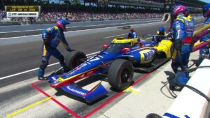 FAST FORWARD: 105th Running of the Indianapolis 500