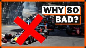 Why Was The Monaco F1 TV Direction SO Bad?