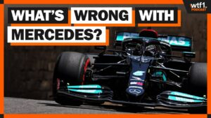 Are Mercedes Really THAT Slow In Baku?