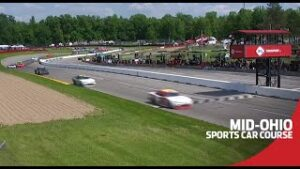 Restart chaos, late-race cautions and a 'Dinger' win at Mid-Ohio | NASCAR Extended Highlights