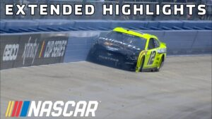 Many struggle in the Ally 400 from Nashville Superspeedway | NASCAR Cup Series Extended Highlights