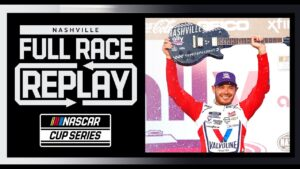 Ally 400 from Nashville Superspeedway | NASCAR Cup Series Full Race Replay