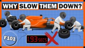 Why Are F1 Slowing Down Pit Stops?