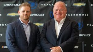 Trackhouse to purchase Chip Ganassi Racing, will field two cars in 2022
