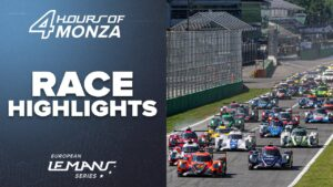 2021 4 Hours of Monza - Full race highlights!