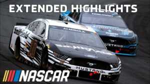 Early drama and a big upset at New Hampshire | NASCAR Cup Series Extended Highlights