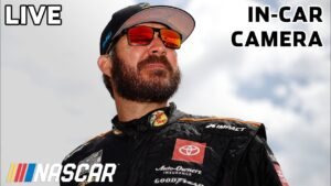 LIVE: Martin Truex Jr.'s NASCAR In-Car Camera from New Hampshire Presented by Mobil 1