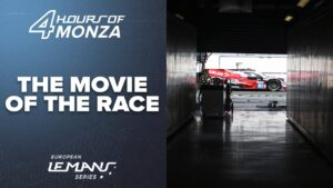 2021 4 Hours of Monza - The movie of the race!