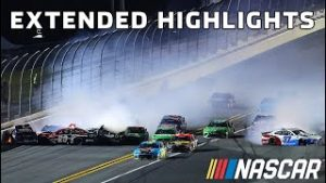 Wild Finish with playoff implications | Daytona International Speedway | Extended Highlights