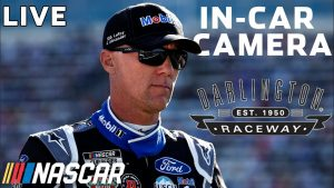 LIVE: Kevin Harvick's NASCAR in-car Camera from Darlington presented by Mobil 1