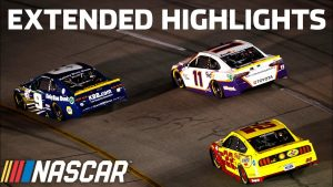 Extended Highlights from Richmond - Joe Gibbs Racing flexes its muscle again in the playoffs- NASCAR