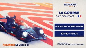 REPLAY FR - COURSE - 4 Heures Spa-Francorchamps 2021