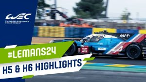 24 Hours of Le Mans: Hour 5 and 6 highlights